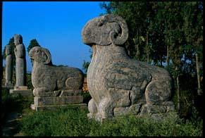 感受宋陵石雕 逝去的六朝文化忠实的守护石