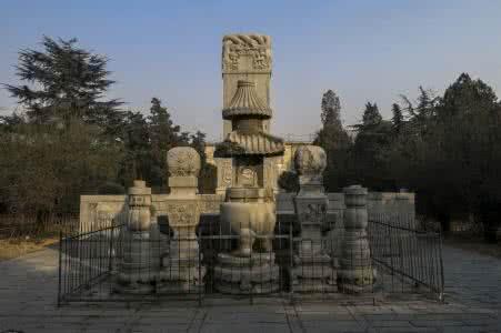 我国规模最大、保存最好的明代藩王陵墓——潞简王墓