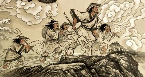 夏代的郑州——大禹治水