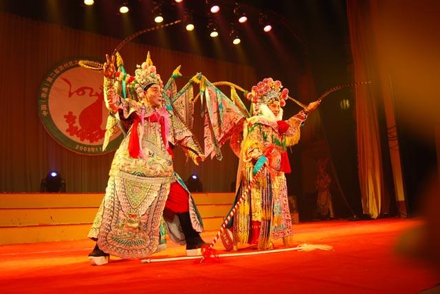 蚌埠泗州戲_非物質文化遺產_傳統戲劇
