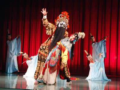 宿州泗州戲_非物質文化遺產_傳統戲劇