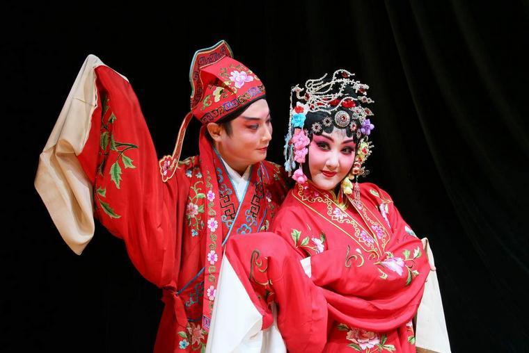 漢劇_非物質文化遺產_傳統戲劇