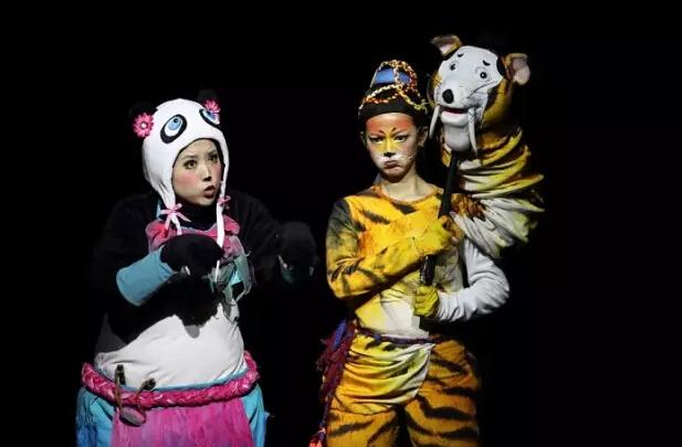 中国风儿童剧《团仔圆妞》将在首都图书馆剧场上演