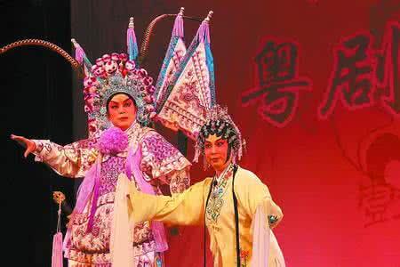 香港粵劇_非物質文化遺產_傳統戲劇