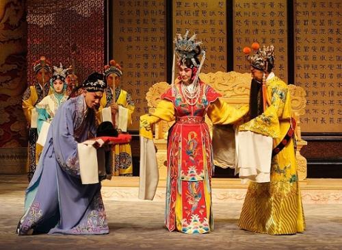 巴陵戲_非物質文化遺產_傳統戲劇
