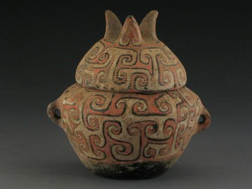 内蒙古博物院·陶器、瓷器