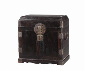 古人的保险柜:官皮箱简介