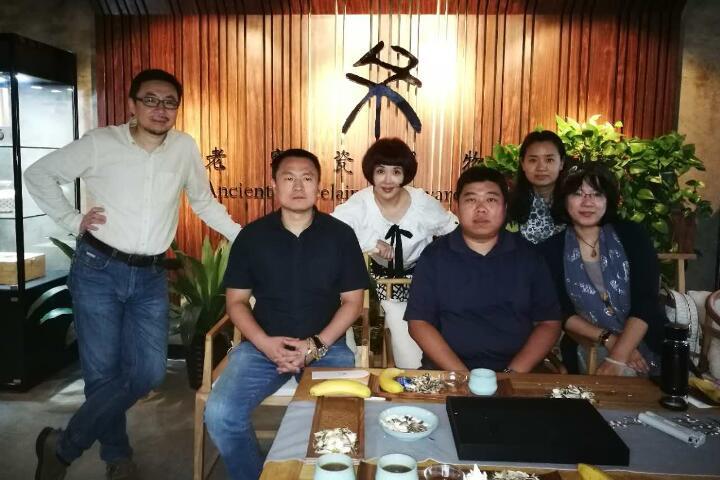 丰台青联荟酉社:老窑瓷博物馆里与古瓷有个约会