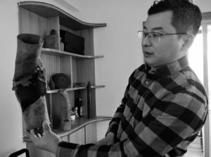 民间藏家20余年搜集万件抗战文物