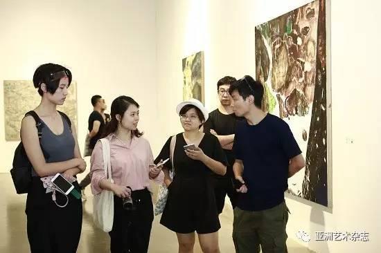 """""""绿光""""群展9月2日在艺·凯旋画廊开幕"""