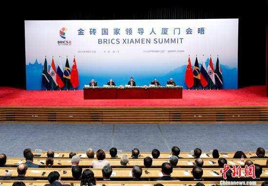 《金砖国家领导人厦门宣言》强调加强人文交流