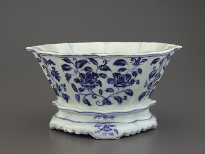 美国福瑞尔博物馆的中国瓷器