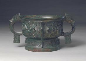 故宫博物院藏青铜器珍品欣赏