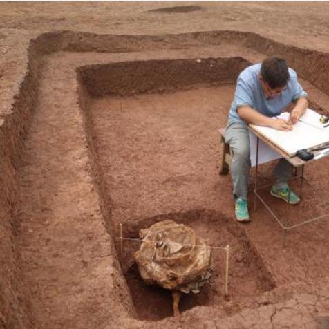 贵州习水黄金湾遗址考古发掘收官 有助南方丝绸之路研究