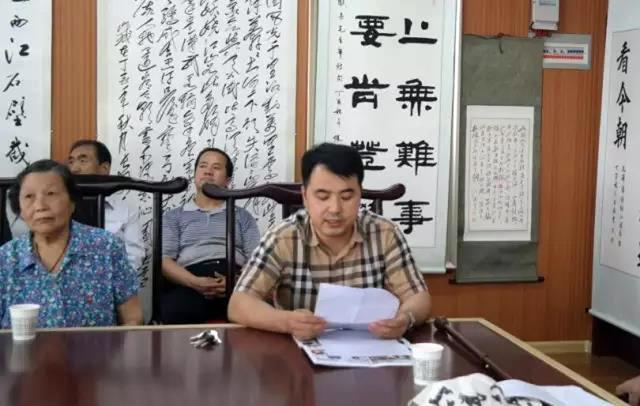 陕西汉唐文化创意研究院院长李成平致辞-图片版权归原作者所有