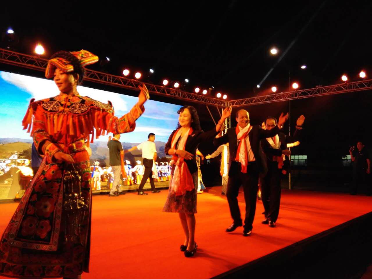 天涯共此时——月满暹罗文化遗产展示活动