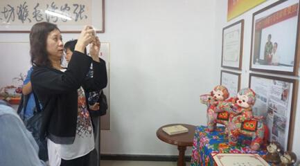 浓情九月 共享文化——大栅栏街道 妇女干部开启传统文化之旅