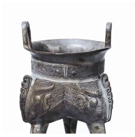 藏礼于器:夏商周时期的青铜器礼制思想