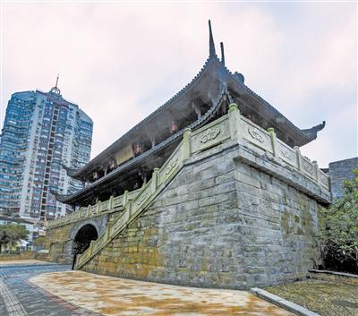 [温州]近期将启动庆年坊更新、十里塘河提升等项目
