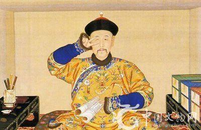 """""""签垄""""皇帝——""""爱新觉罗•牛皮癣"""""""