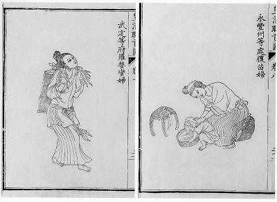 《皇清职贡图》:清代民族及异域风情全景图
