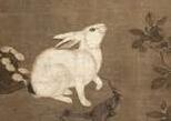朱朴《月桂兔图》赏析