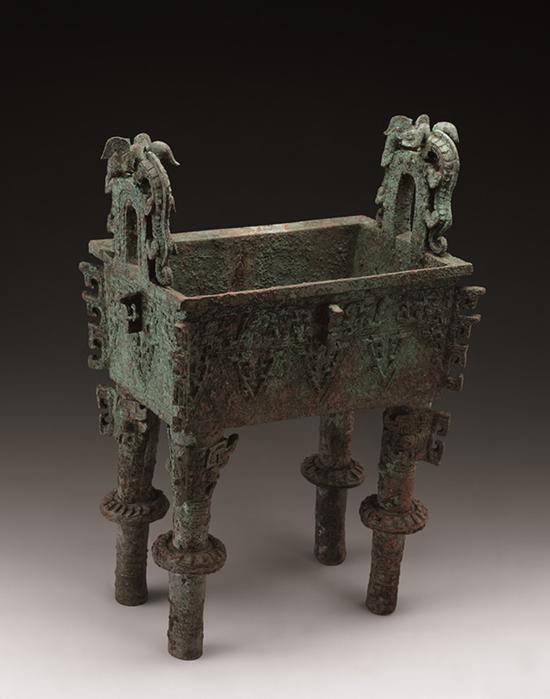 天津博物馆藏古代青铜器