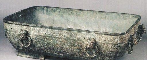 青铜制虢季子白盘——一盘时间的痕迹