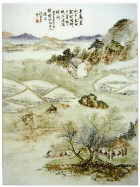 古代绘《耕织图》推广农业生产知识和技能
