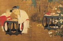 鉴藏:苏汉臣和《秋庭婴戏图》
