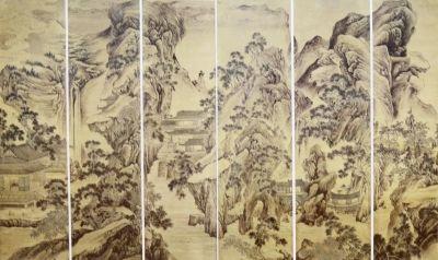 扬州八怪的山水画作赏析