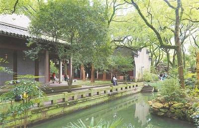 [宁波]天一阁园林营造:意趣天然的山水格局