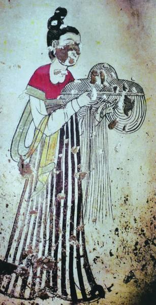 装束是时代风气最明显的标识:唐朝女性装束浅谈