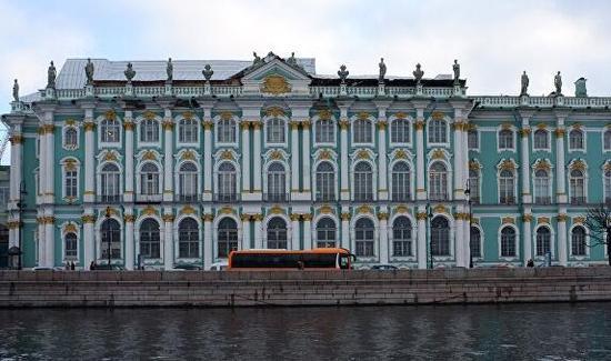 俄艾尔米塔什博物馆一时钟已停摆100年 将被再次启动