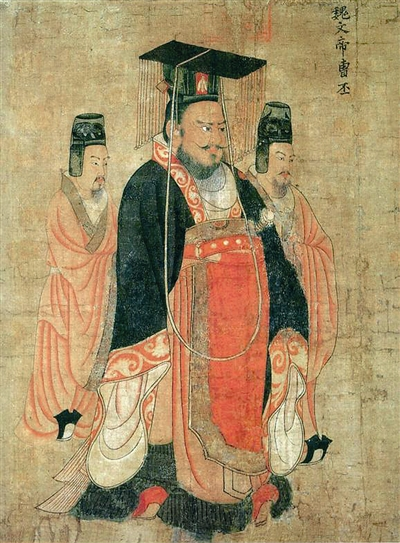 阎立本《历代帝王图》赏析