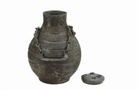 中国古代青铜铸造技术先进完美