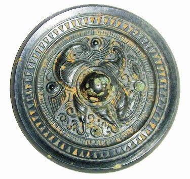 中国古代青铜艺术之古铜镜鉴赏