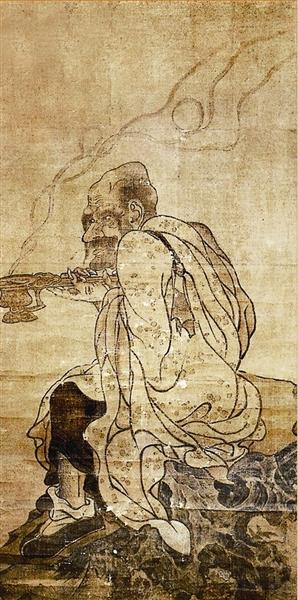 清骨的梵相——贯休《罗汉图》赏析