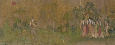 顾恺之《洛神赋图》的创作心境——以形写神的绘画思想