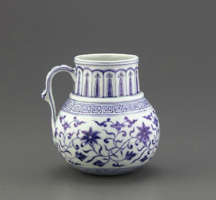 美国福瑞尔博物馆馆藏中国青花瓷