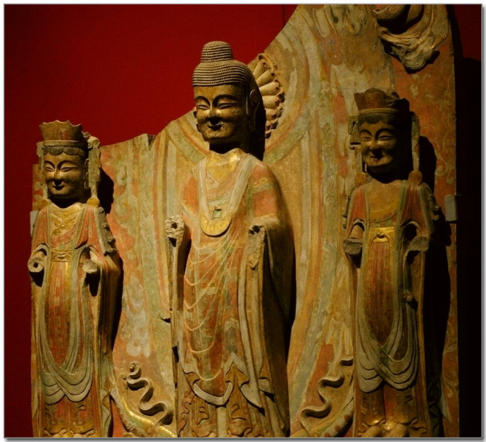 山东省博物馆馆藏南北朝时期造像