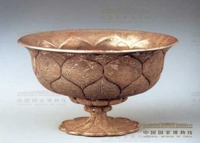 中国国家博物馆馆藏古代金器