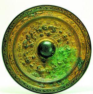 三国两晋南北朝铜镜的鉴别