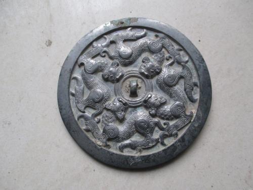 战国铜镜文化小述