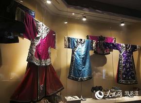 哈尔滨市八旗满族服饰博物馆在阿城开馆