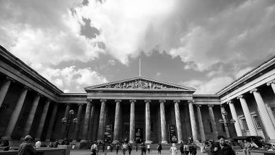 大英博物馆的全球典藏