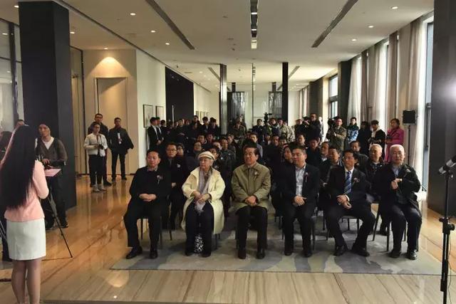 """""""莫近乎书""""刘石书法展在亿美术馆隆重举行"""