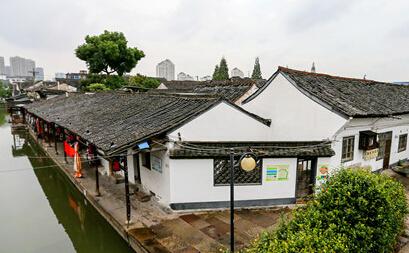 [绍兴]新河弄,因1200多年前的新河而扬名