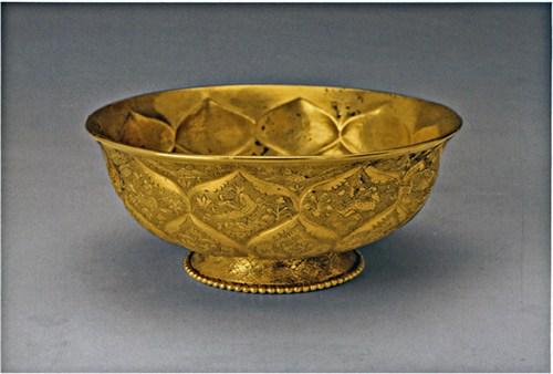 漫谈历代金银器的时代特征