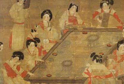 唐代贞观年间的内府收藏